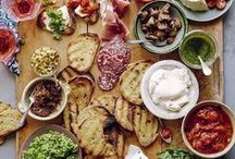 Appetizers / by Stephanie Brough