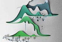 Graphic Design and Art Inspiration / by Dana Altman