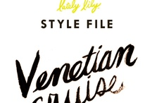 Lately Lily Style File / by Lately Lily