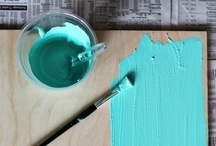 DIY Craft Supplies / To help crafting stay frugal.