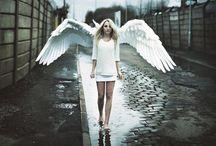 Angels / All things angels.  / by Sam Demke