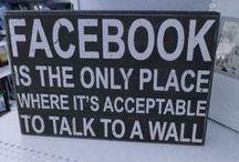 Facebook / Facebook in Italia e non solo. Il social network numero uno al mondo in frammenti, foto, video e infografiche. #Facebook