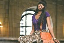 Priscilla Kioko Couture / These are looks from my style blog  www.priscillakiokocouture.com