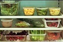 Food: Basic Prep & Storage / by Linda Sanders