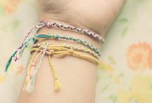 Friendship Bracelets / by Victoria Morgan
