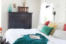 Master  Bedrooms / Master Bedroom Inspiration / by Southern Revivals