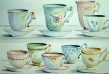 Tea Time / by Victoria Morgan