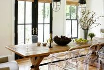 Dining Rooms / by Southern Revivals