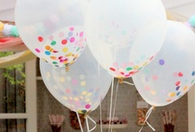 Party Time- Decor / by Maria Hintzke