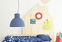 Kids room inspiration / by Karin Graflund
