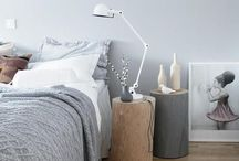 bedroom inspiration / by Karin Graflund