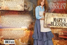 Mary's Blessing / My book that releases in May 2012. Book two of my McKenna's Daughters series.