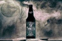 "Stone Brewing Beer / Stone Brewing Co. was founded in 1996 by Steve Wagner and Greg Koch in North County San Diego, CA. It is the 10th largest craft brewery in the United States and has been named ""All-Time Top Brewery on Planet Earth"" by BeerAdvocate magazine TWICE! #craftbeer"