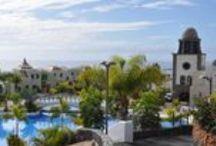 Perspectives / Perspectivas / Views from Hotel Villa María.