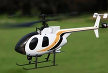 RC Helicopters & Multirotors