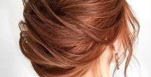 HAIR TUTORIALS / IDEAS