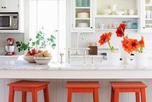 Kitchens / Kitchen Inspiration / by Southern Revivals