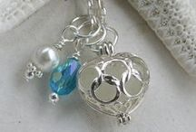 Charmed Necklaces / Very charming. / by Stacey Draper