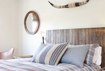 Cabin Escape / Our 'someday' getaway. Decorating a stylish cabin.