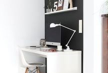 Dream home - Work space