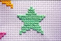 DIY - Cross stitch/Embroidery