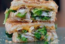 sandwiches / by Leia Boyd