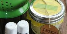 Essential Oils / Better living through Young Living Essential Oils