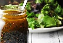Salad Dressings / All About Salad Dressings