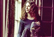 """Music: Carole King / Another one of my favorites beginning back in my late teens and early 20's, her music still has such meaning to my life. This 73 year old wonderfully amazing Grammy award winning extraordinary musician was born February 8, 1942. Her album """"Tapestry"""" grabbed my heartstrings and the beautiful song """"You've Got A Friend"""" is a song quite special to me, my husband and our youngest son. Carole is a blessing to the music world! Enjoy! / by Linnaea Kimble"""