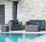 Salon de jardin en résine tressée / Succombez aux charmes de ces canapés d'extérieur pour notre plus grand bonheur ! Un large choix vous attend, il y en a pour tous les goûts :)