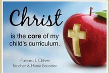 Christian Education / As a former public school teacher, private school administrator, and now a home educator, I truly love learning. Something I've witnessed in 25 years of education is that education is not neutral. Here are several articles, videos, resources, and quotes that demonstrate the importance of providing a God-centered education for our children.