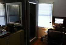 VO Booths & Setups / Ideas for the personal voiceover studio.
