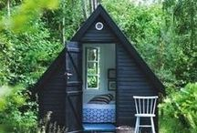 Cabane au fond du Jardin