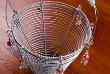 handmade wirework / wireart