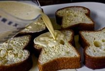 Food Lust: Bread + Breakfast / by Kate Davis