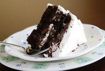Cakes / by Dawn Tessier