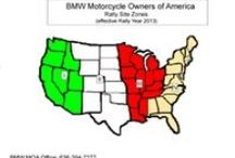 BMW MOA / Since 1972 the BMW MOA has grown to be the largest brand specific motorcycle club in the world that is not owned and operated by the marque (company). Ride On!