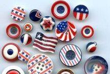 Buttons / Interesting Buttons.  / by Bernadette Kay Post Nierman