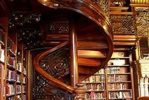 Bookstores & Libraries / Books, book porn, book lovers, bookshelf, bookshelves, bookshelf dreams, bookshelf design, bookshelf inspiration, libraries, library, home library, famous libraries, bookstore, bookshop, famous bookstores