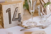 Table Numbers / by Courtney Cargile