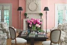 Color Inspiration - Coral & Orange & Pink / by Diana Hathaway Timmons
