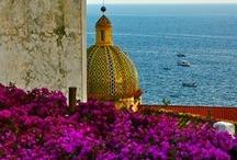 Amalfi Coast and Capri / by Gloria Cristina de Albuquerque