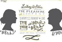 Invitations/Cards / by Courtney Cargile