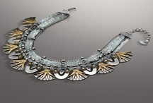 Azza Fahmy Jewellery / A selection of handmade, luxurious jewellery! For purchase visit our website: http://www.azzafahmy.com/