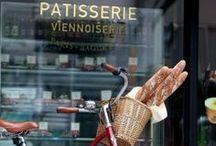 Baguettes, Croissants et Pains au chocolat