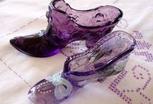 Glass & China Shoes / by Beth Grudt