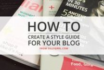 Digital Design / Ideas and Inspiration for blogs. Anything from typography to web design to how to write a blog post.