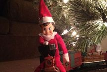Elf on the Shelf / by Stephanie Risberg