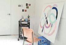 Studio Space / by Zoe Hogan