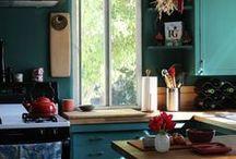 A Home: Kitchen / by Kate Davis